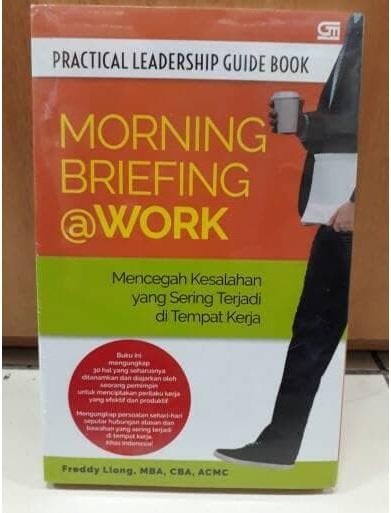 morning briefing leadership