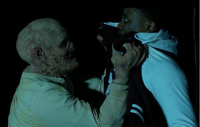 """El slasher 'Blackwoods' presenta a Hangman, el asesino que """"roba"""" novias [Tráiler]"""