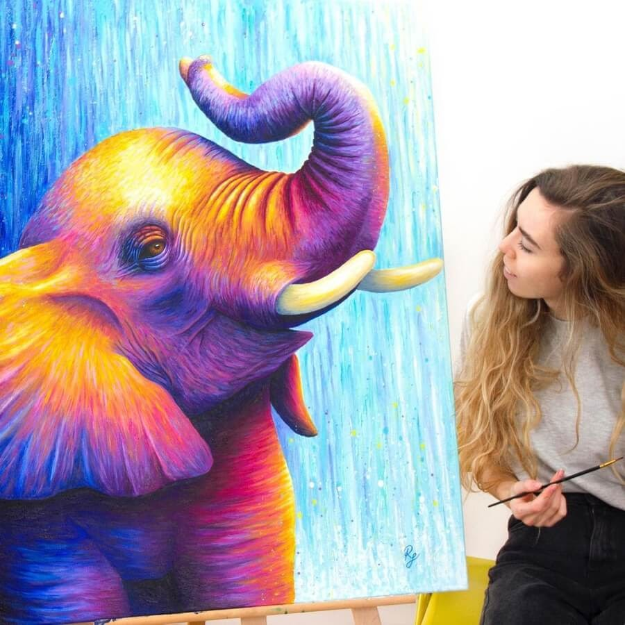 08-Elephant-Rachel-Froud-www-designstack-co