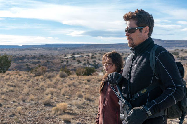 Isabela Moner, Benicio Del Toro - Sicario: Day of the Soldado (2018)