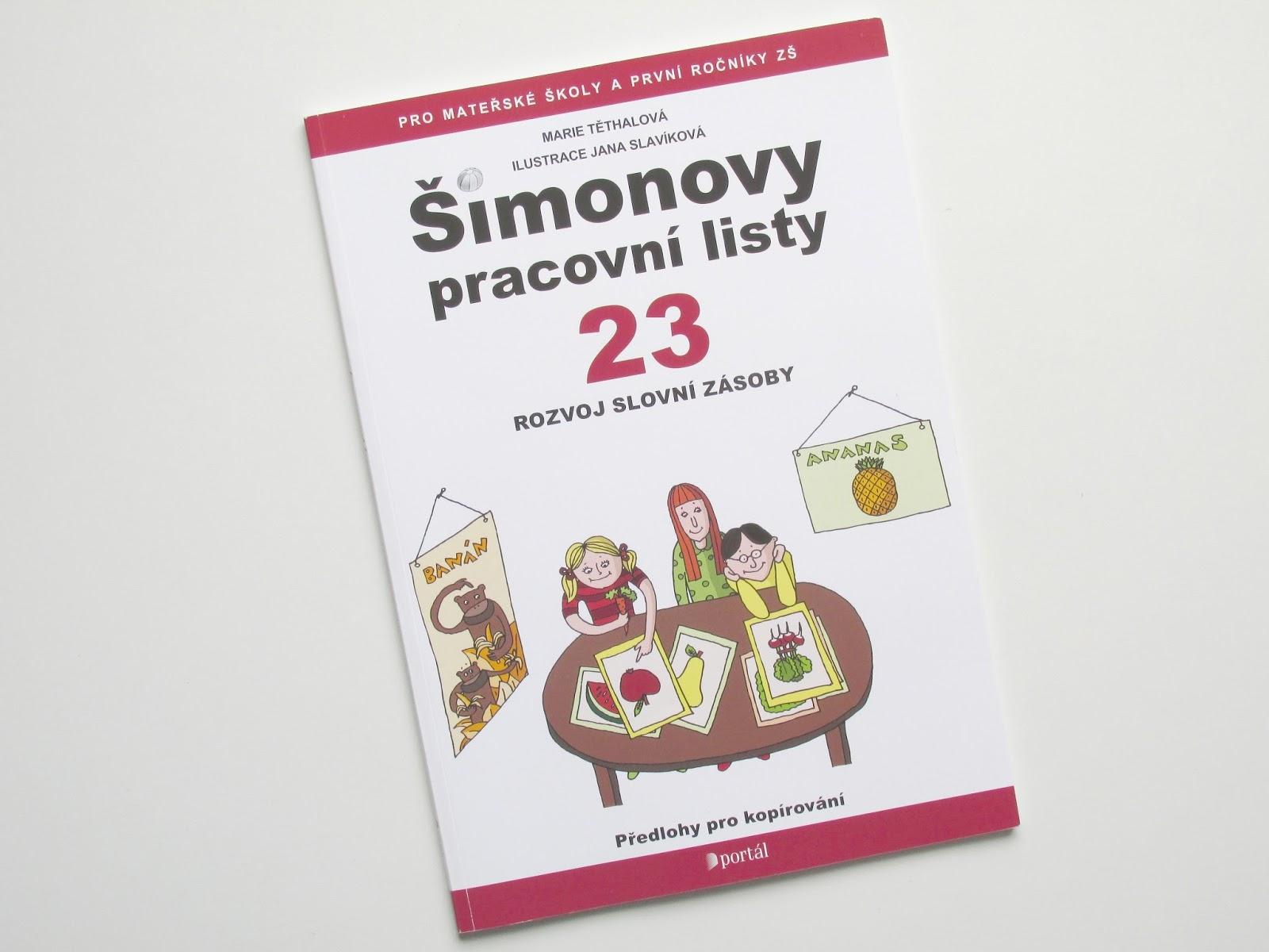 Zivot Podle Karol Ucime Se Simonovy Pracovni Listy C 23