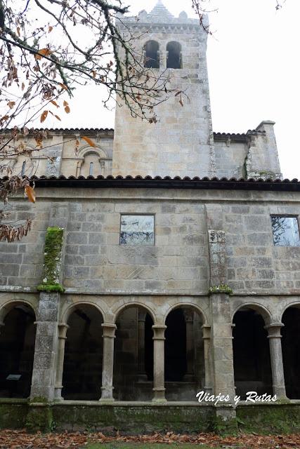 Torre de la Iglesia de Santa Cristina de Ribas de Sil