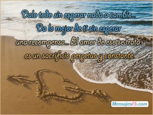 Frases De Amor Para Reflexionar: Mensajes Bonitos: Frases Para Reflexionar Del Amor