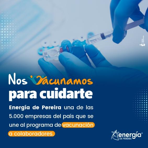 Empresas por la vacunación