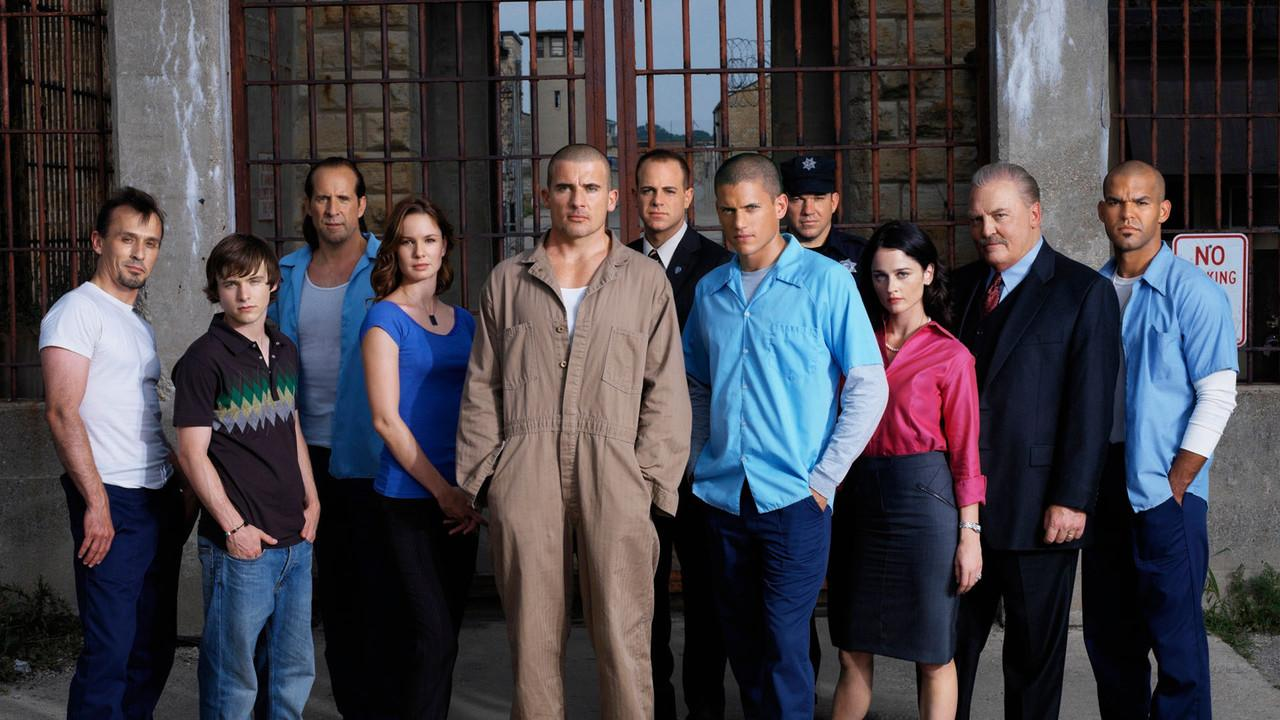 Download Serial TV Prison Break Season 1