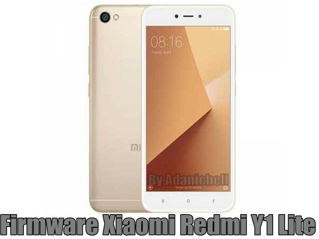 Firmware Xiaomi Redmi Y1 Lite