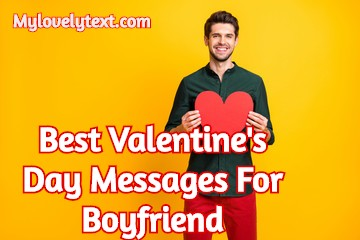 valentine messages for boyfriend