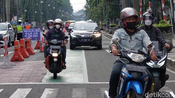 PPKM Level 3 Jakarta Diperpanjang