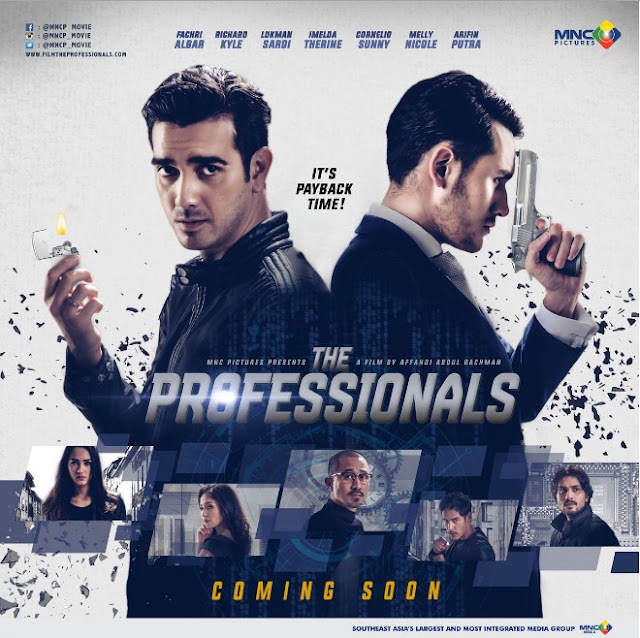 Download Film The Professionals 2016