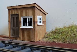 O gauge ground frame hut