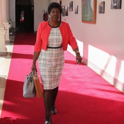 Governor Charity Ngilu.