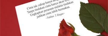 Pamflet Cinta