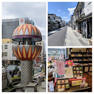 What to do in Matsumoto Japan: Shopping on Nakamachi Dori and Ise-machi Dori