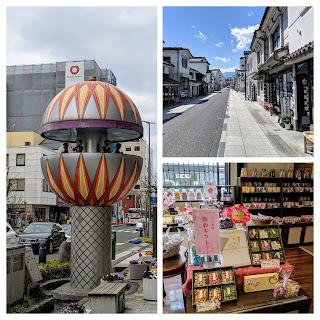 What to do in Matsumoto Japan: Shopping on Nakamachi Dori and Ise-machi Dori