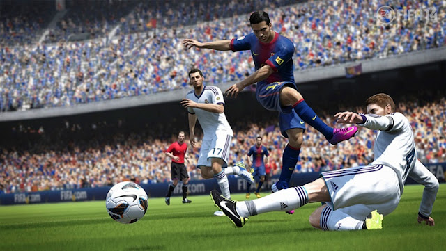 FIFA 14 PC Download Photo