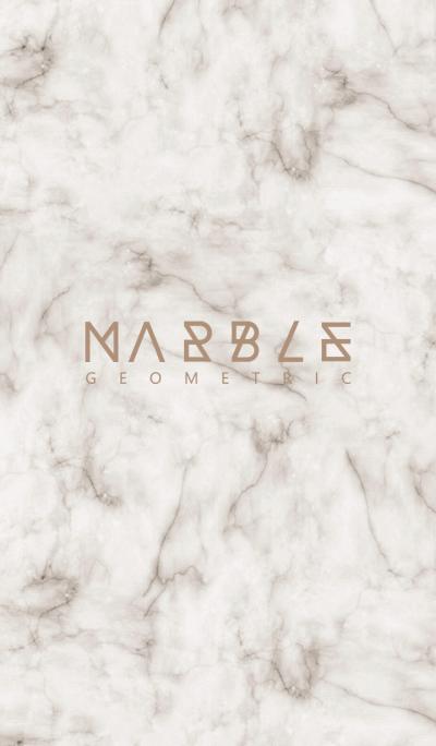 MARBLE(GEOMETRIC)#Beige