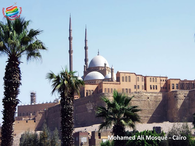 Mohamed Ali Mosque - Cairo