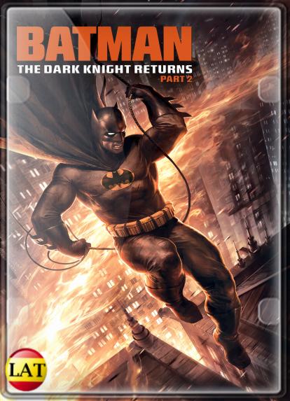 Batman: El Regreso del Caballero Oscuro, Parte 2 (2013) DVDRIP LATINO