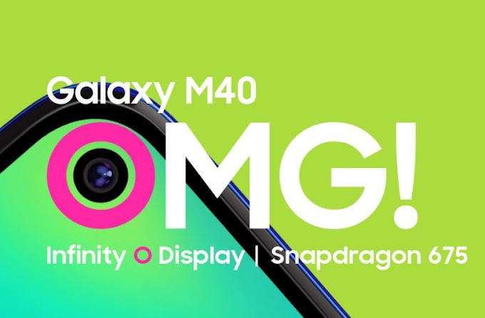 Samsung Launch Its HQ Mobile Phone M40