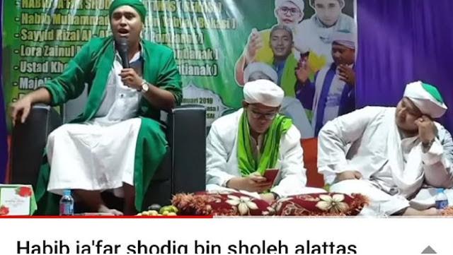 Diejek sebagai Babi di Ceramah Habib Jafar, Ma'ruf Amin: Kebablasan