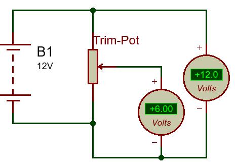 TRIM-POT Circuit-TechnoElectronoics