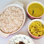 Pavakkai Kichadi Recipe | Bitter Gourd Kichadi | Onam Sadya Recipes