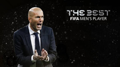 THE BEST COACH 2017 FIFA AWARD