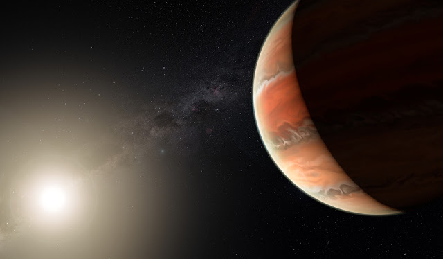 Exoplanet WASP-19b