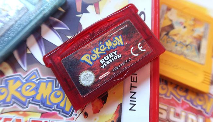 Pokémon Game Collection