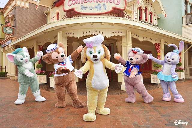 Disney, 可琦安, CookieAnn, Disney Parks, Shanghai Disney Resort, Shanghai Disneyland, Duffy and Friends, SHDL, SHDR, 上海迪士尼度假區, 迪士尼