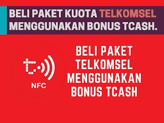 cash adalah fasilitas uang elektronik dari telkomsel yang dapat digunakan untuk mengisi pu Cara Menggunakan Bonus T-Cash Telkomsel