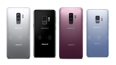 Đánh giá viền màn hình siêu mỏng của Samsung S9/S9+ - 222025
