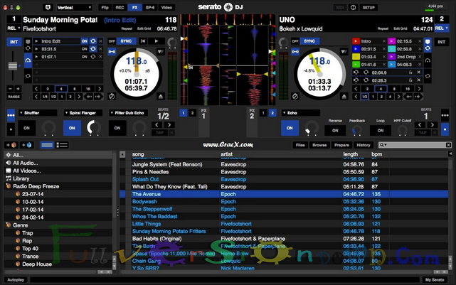 Serato DJ Full Crack