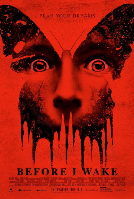 before I wake poster