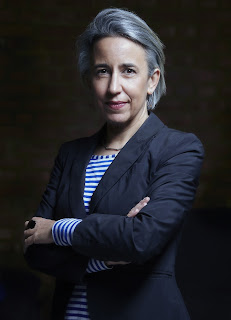 Photo of Tammy Cohen, copyright Johnny Ring.