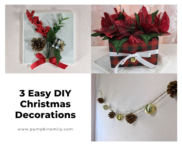 3 DIY Christmas Room Decoration Ideas