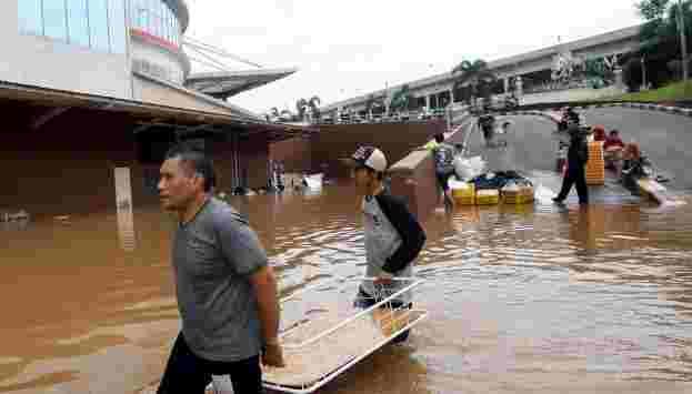 Banjir Bukan Sekadar Bencana Alam