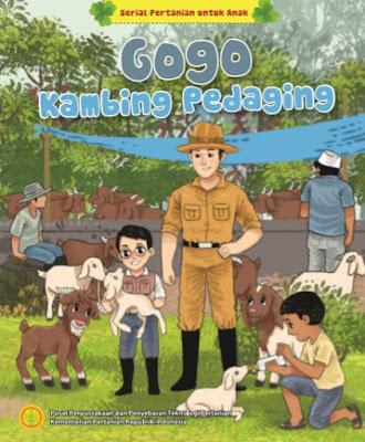 Gogo Kambing Pedaging - Serial Komik Pertanian