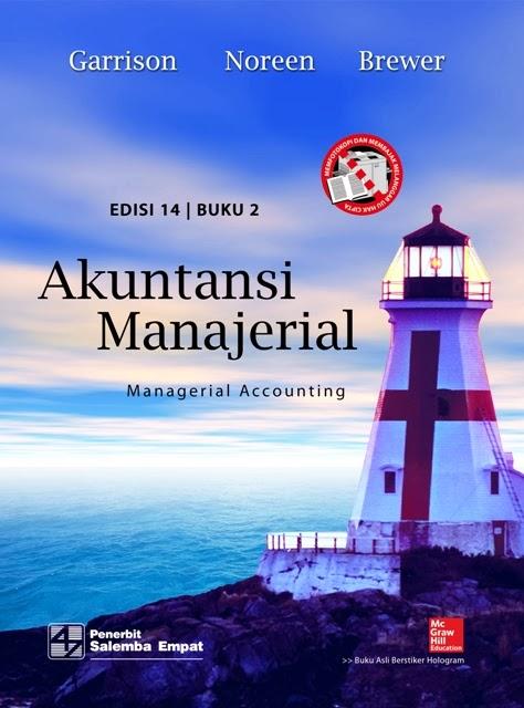Akuntansi Manajerial Edisi 14 - Garrison