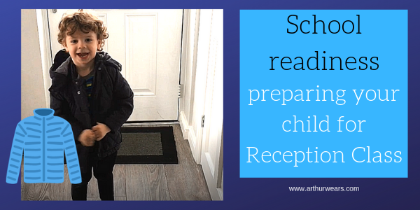 school readiness - preparing your child for reception class