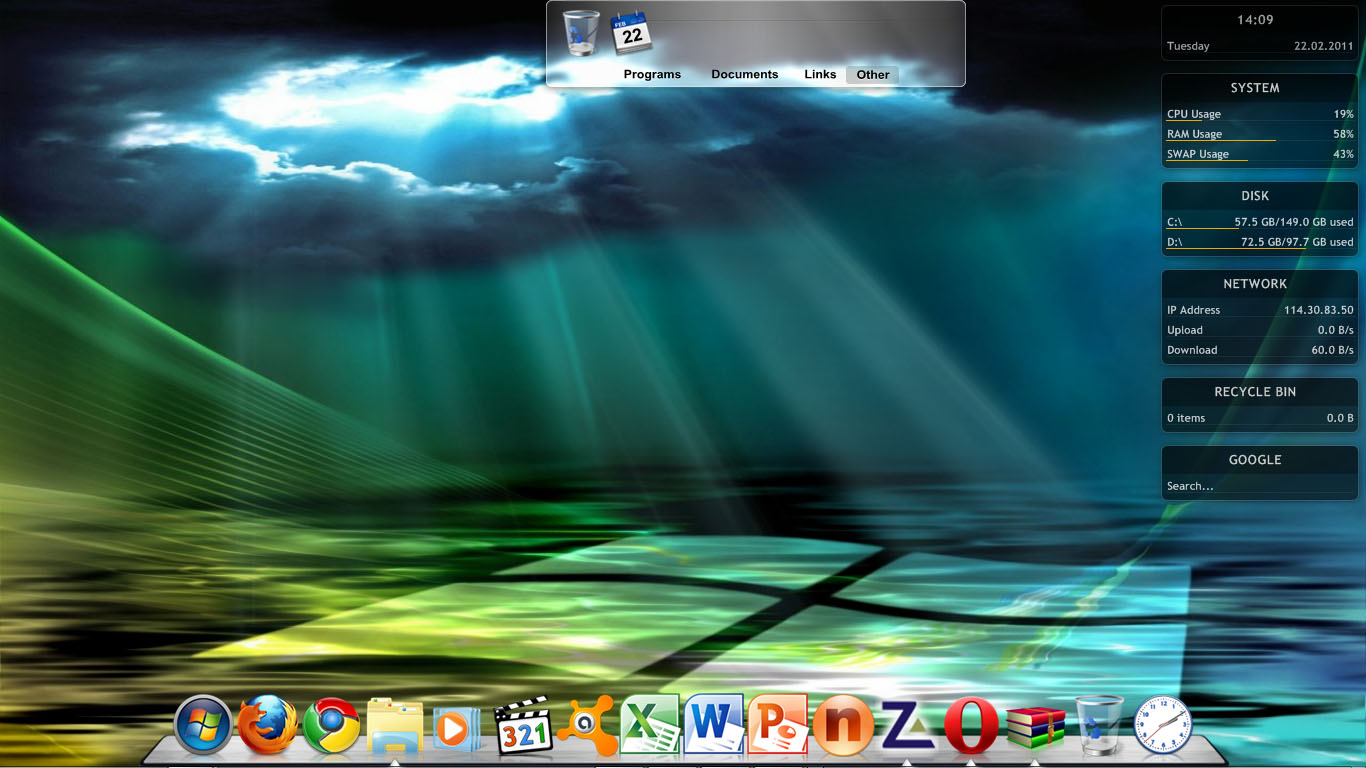 objectdock windows 8
