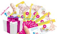 Logo ''9 mesi con Babygella'': scarica il carnet di buoni sconto e ricevi un cofanetto di prodotti omaggio da 50€