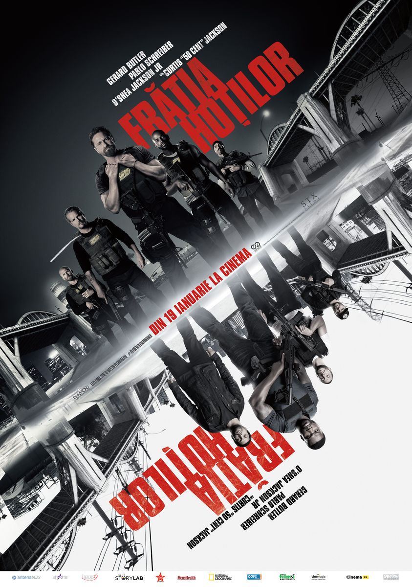Den of Thieves 2018 Eng WEB-DL 480p 400Mb ESub x264