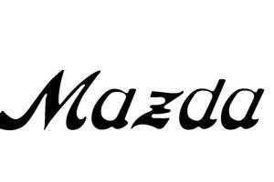 logo mazda tahun 1934