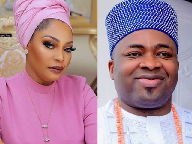 """My Love For You Will Never Fade"" – Oba Elegushi Celebrates First Wife, Olori Sekinat"