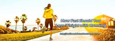 How Fast Should You Lose Weight with Running