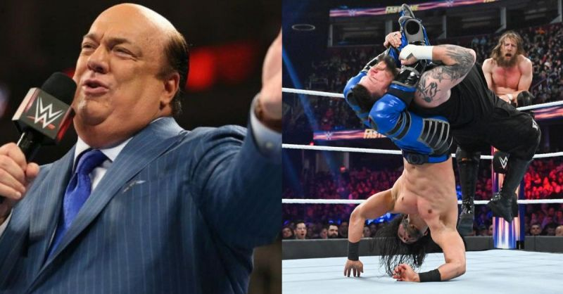 5 SmackDown Superstars Paul Heyman could take to RAW