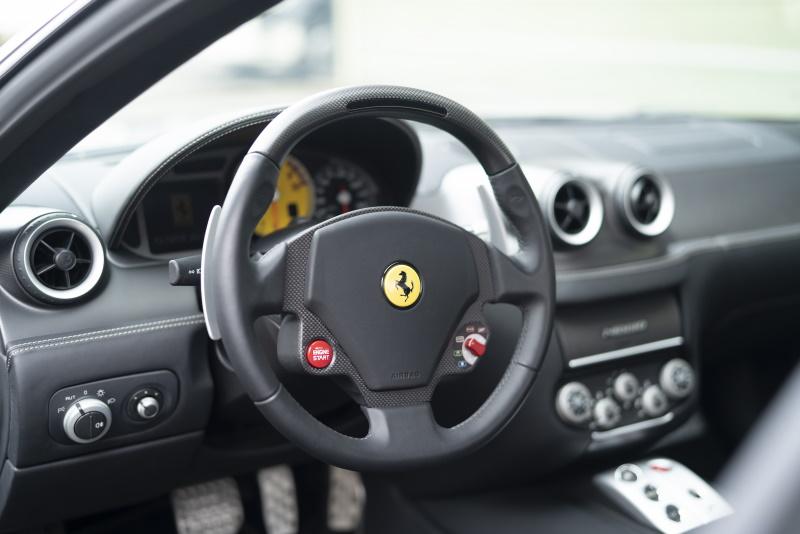 2009 Ferrari 599 GTZ Nibbio Spyder by Zagato