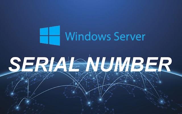Kumpulan Serial Number Windows Server Semua Versi