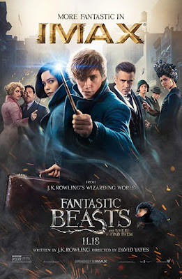 Fantastic Beasts and Where to Find Them 2016 Dual Audio Hindi 720p BluRay 1.1GB